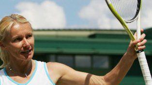 murio jana novotna, una leyenda del tenis checo