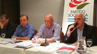 Un documento del Partido Socialista y la diferencia de miradas entre Lifschtiz y Bonfatti