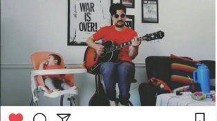 Un músico santafesino fue reconocido por el ingeniero de grabación de los Beatles