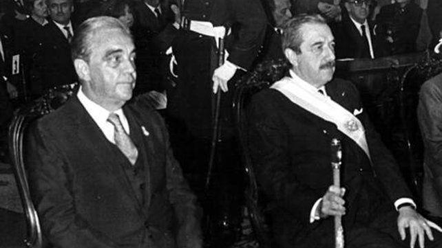Falleció el exvicepresidente de la Nación Víctor Martínez