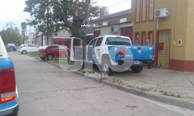 Un policía herido en un violento choque durante una persecución en Guadalupe