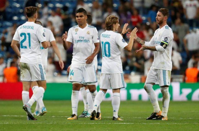 Real Madrid busca el pasaporte a los octavos de la Champions