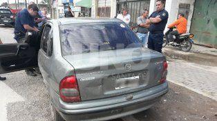 Persiguieron por Blas Parera a cuatro delincuentes que robaron en Monte Vera