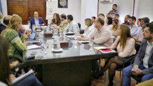 El presupuesto municipal será tratado por la nueva conformación del Concejo