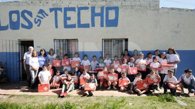 Se celebra el 30° aniversario del Movimiento Los Sin Techo
