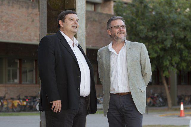 Mammarella y Lizárraga conducirán la UNL en el período 2018-2022