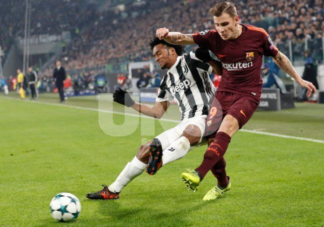Barcelona empató con Juventus y se metió en la siguiente ronda