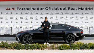 Los baratos autos que Real Madrid le regaló a sus jugadores