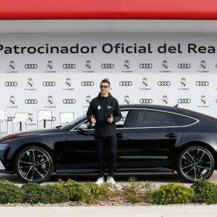 los baratos autos que real madrid le regalo a sus jugadores