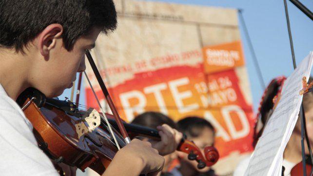 Con más de 200 artistas en escena, SOS Música celebra su décimo aniversario