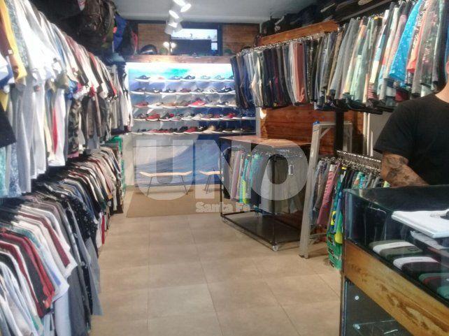 Suma importante. Estiman que la cantidad de ropa robada tiene un costo de al menos 50 mil pesos.