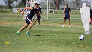 Leonardo Madelón rearma la defensa