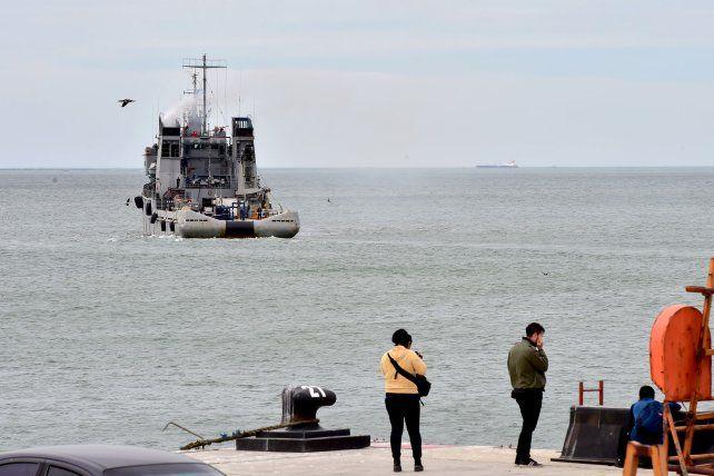 Búsqueda. Continúan las operaciones para poder dar con la nave extraviada desde el 15 de noviembre.