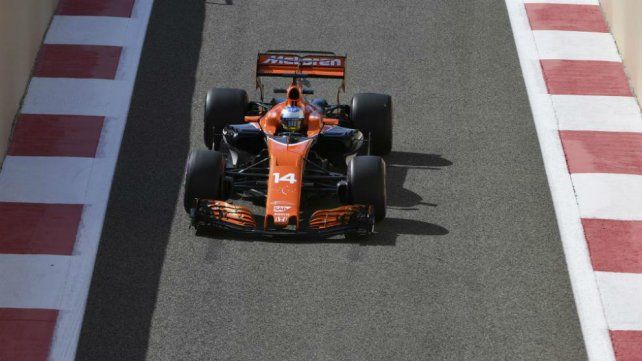 Hamilton marcó el rumbo en Abu Dhabi