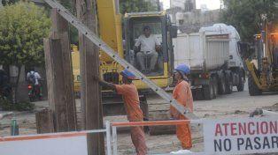 Desagüe Mariano Comas: este sábado se habilita parcialmente Avenida López y Planes