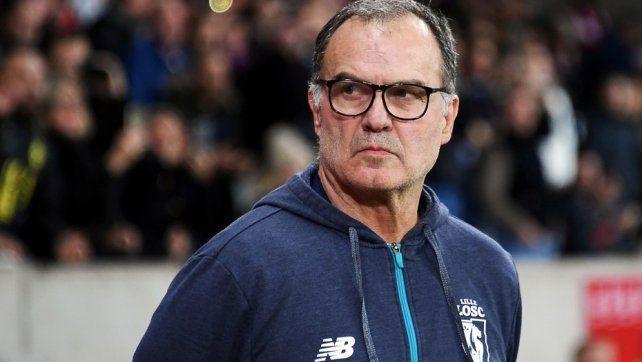 Sin Bielsa, el Lille volvió a perder y sigue en descenso directo