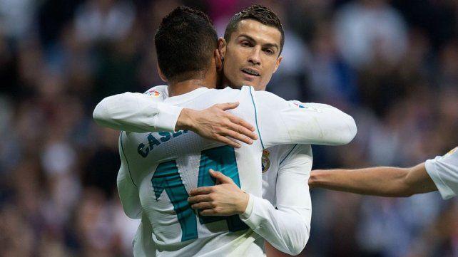 Real Madrid sufrió para vencer a Málaga