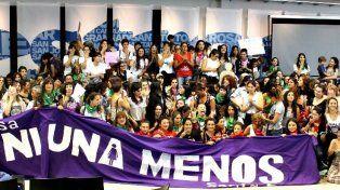 Foto. Gentileza Facebook Ni Una Menos Santa Fe.