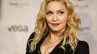 Subastan fotos de Madonna desnuda a los 18 años