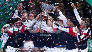 Francia es el nuevo campeón de la Copa Davis