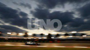 Valtteri Bottas se llevó la última carrera del año