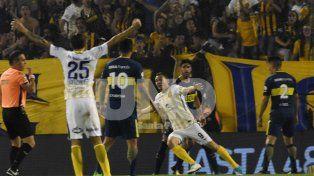Rosario Central le paró el carro a Boca y dejó la Superliga al rojo vivo