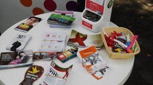 Actividades por el Día de Lucha contra el VIH/Sida