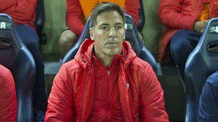 Sevilla comunicó la fecha de operación de Berizzo