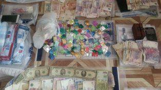 Santo Tomé: tres allanamientos con tres narcos presos por la venta barrial de drogas