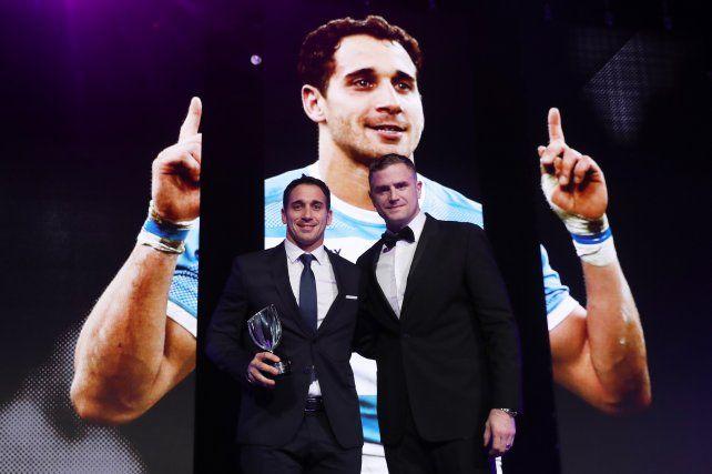 Doble reconocimiento para el rugby argentino