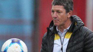 Mario Sciacqua nuevo técnico de Quilmes
