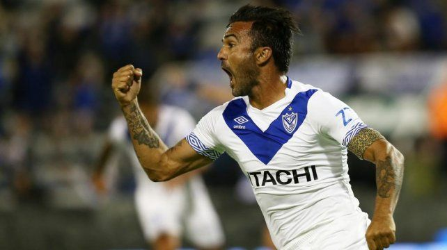 Vélez goleó a Olimpo en un partido clave por la permanencia