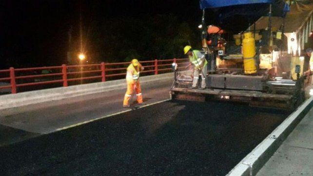 Avanzan las gestiones para realizar trabajos nocturnos en la ruta nacional 168