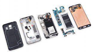 ¿Cuáles son los cinco componentes más caros dentro de un celular?