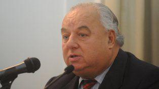 Electo. El resto de los ministros eligió a Rafael Gutiérrez como el nuevo presidente de la Corte Suprema de Justicia de Santa Fe.
