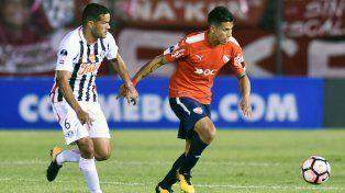 Confirman transmisión por TV del partido entre Independiente y Libertad de Paraguay
