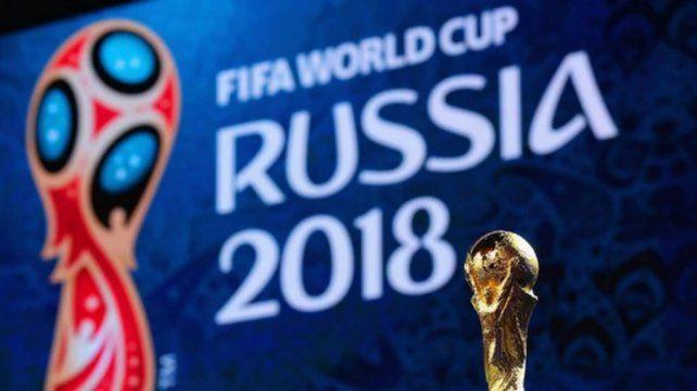 Terminó la primera etapa de venta de entradas para el Mundial de Rusia
