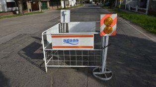 Aguas Santafesinas decide trabajar en la madrugada para no afectar el tránsito en la ciudad