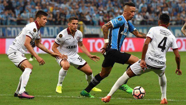 Lanús quiere alzar la Copa Libertadores