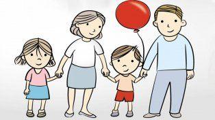Convocan a familias solidarias para albergar a niños y adolescentes de Santa Fe