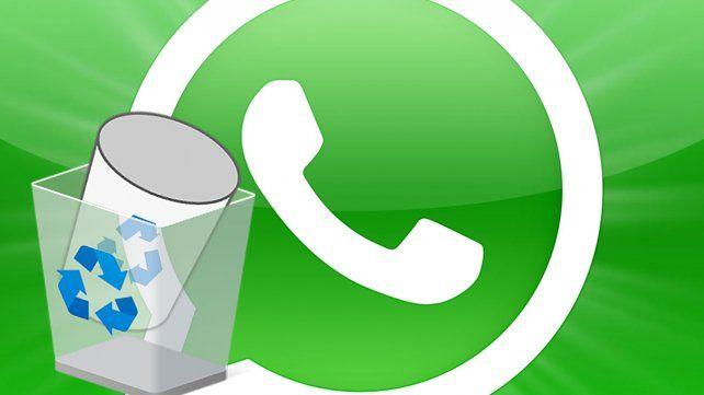 La forma para leer los mensajes eliminados de WhatsApp