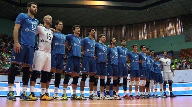 Argentina ya conoce sus rivales para el Mundial de vóley 2018