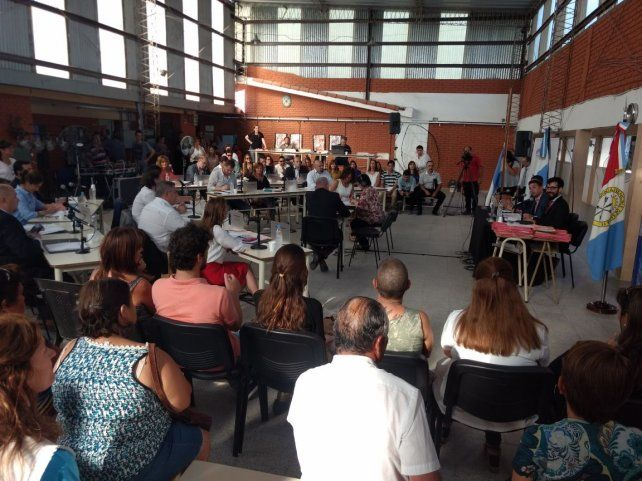 El Concejo sesionó en la costa: se aprobaron más de 200 proyectos