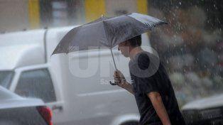 Alerta: anuncian lluvias de hasta 90 mm, fuertes vientos y caída de granizo