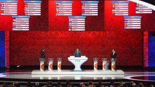 EN VIVO Argentina conoce a sus rivales en el Mundial de Rusia