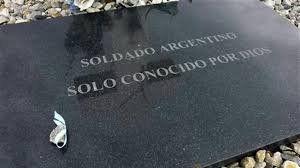 Fueron identificadas 88 tumbas de soldados caídos en Malvinas