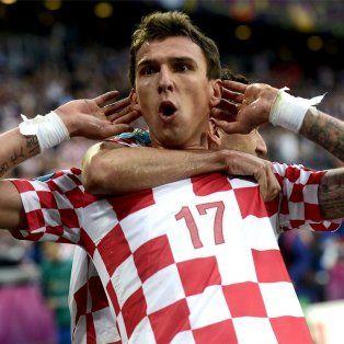 el segundo rival: croacia, un viejo conocido de la seleccion