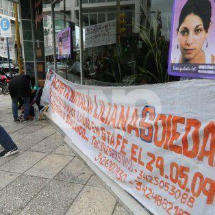 Desaparecida. La joven de 21 años es buscada desde 2009, cuando fue vista por última vez en 25 de Mayo y Suipacha.