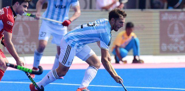 Argentina perdió con Bélgica en su debut en la Liga Mundial