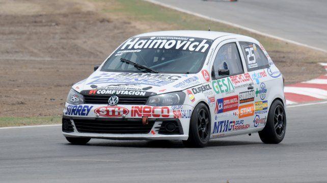 Miguel Ciaurro logró la pole position
